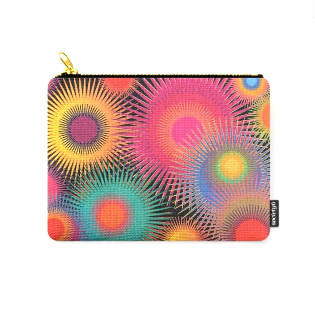 """Bold"" © Zippered Pouch"