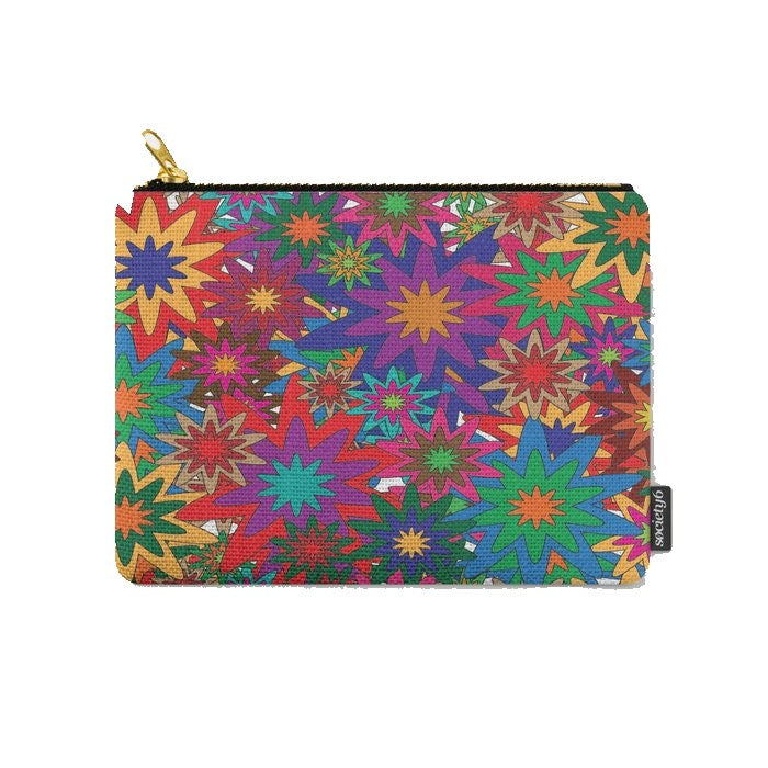 In Full Bloom © Zippered Pouch