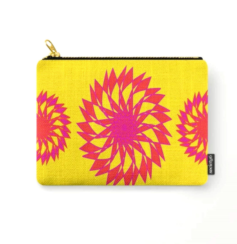 Kaleidoscope 5 © Zippered Pouch