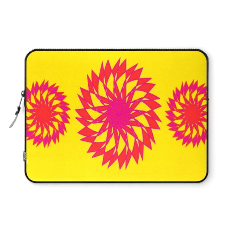 Kaleidoscope 5 © Laptop Sleeve
