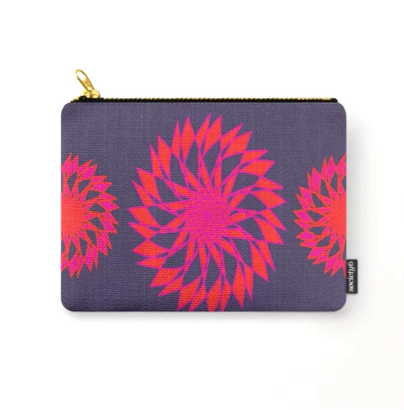 Kaleidoscope 7 © Zippered Pouch
