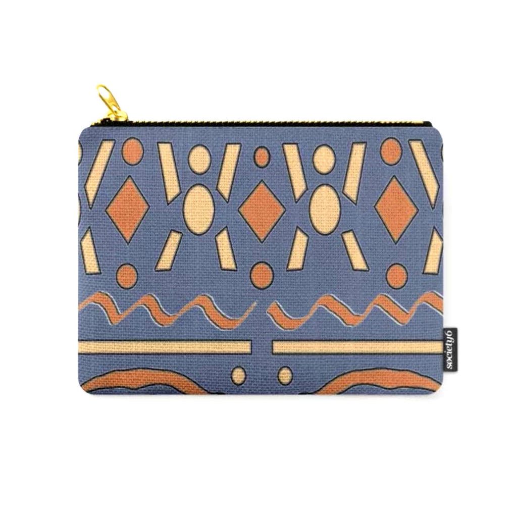 Kindred III © Zippered Pouch