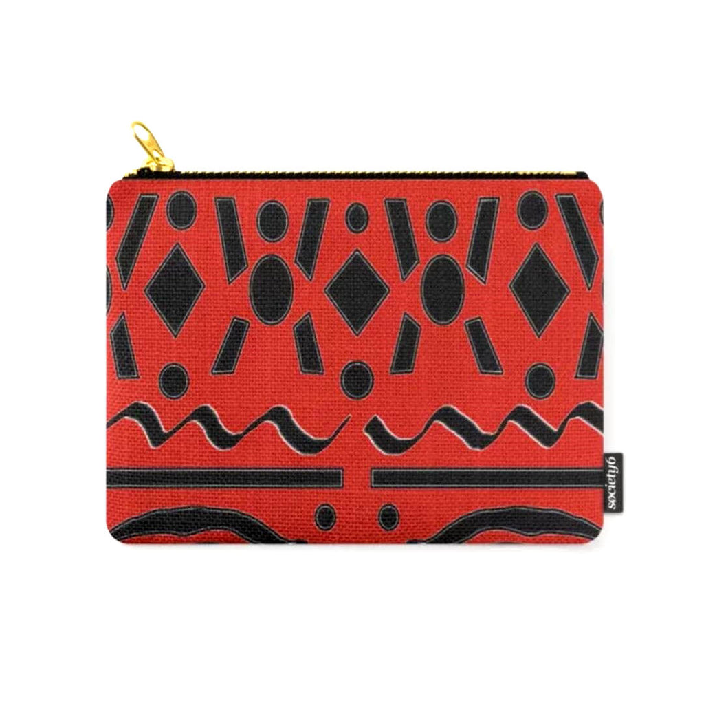 Kindred II © Zippered Pouch