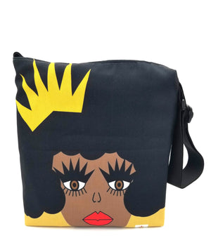Let Me Adjust My Crown © Crossbody Bag and Pouches Set