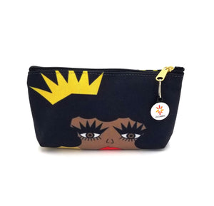Let Me Adjust My Crown © T-Bottom Accessory Pouches