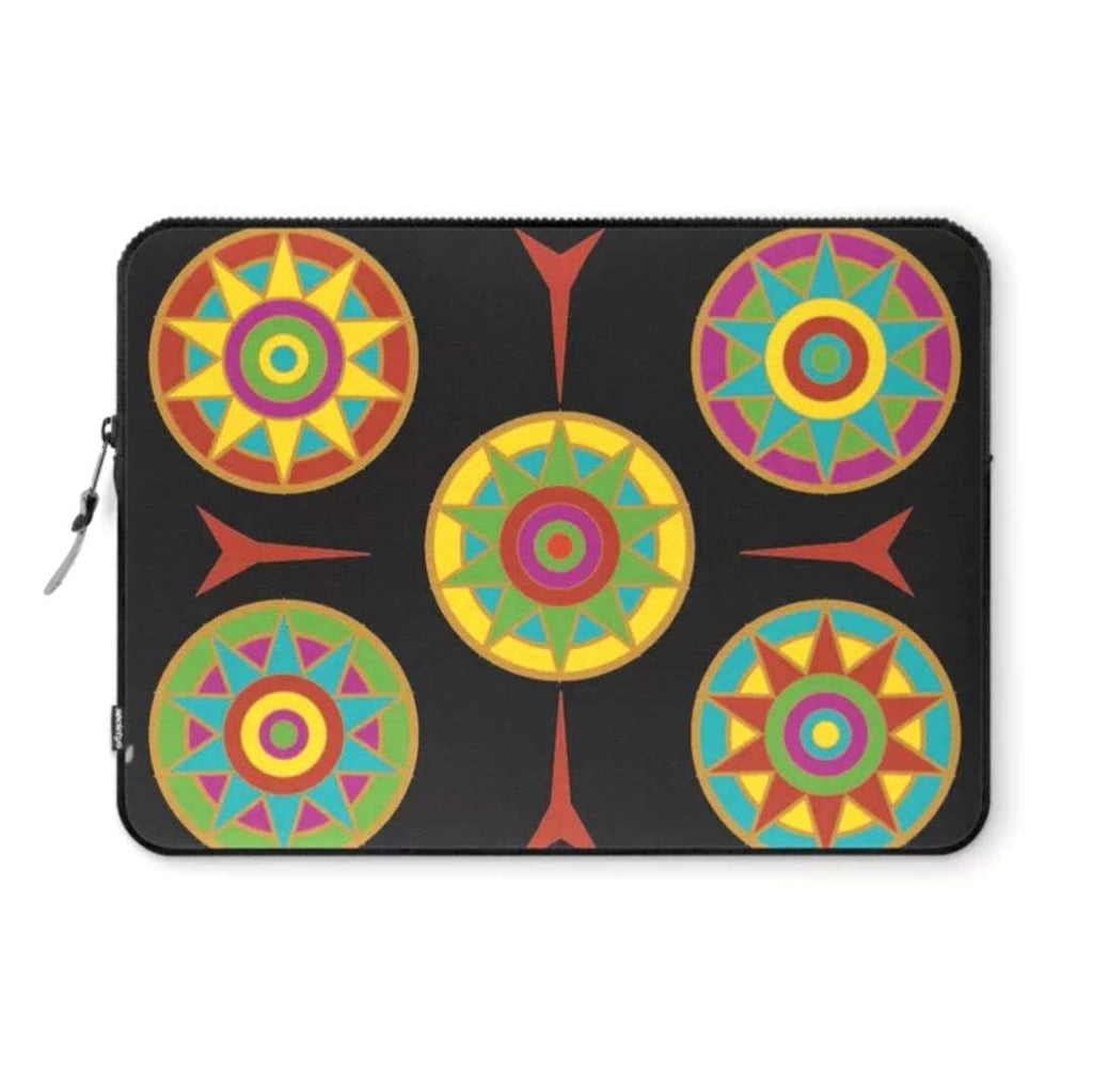 Medallions 3 © Laptop Sleeve