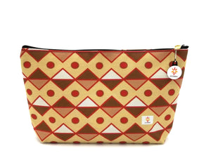 Mud Cloth Pattern 2 © T-Bottom Accessory Pouches
