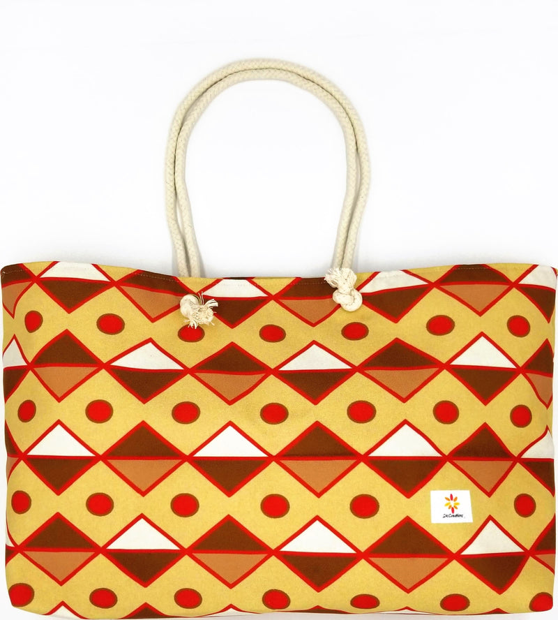 Mud Cloth Pattern 2 © Weekender Tote Bag