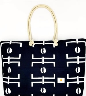 Mud Cloth Pattern 3 © Weekender Tote Bag