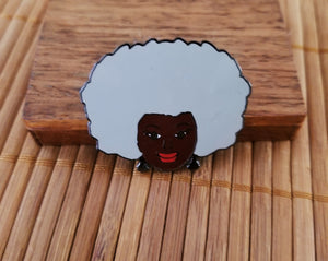 Naturally ME 2 © Lapel Pin