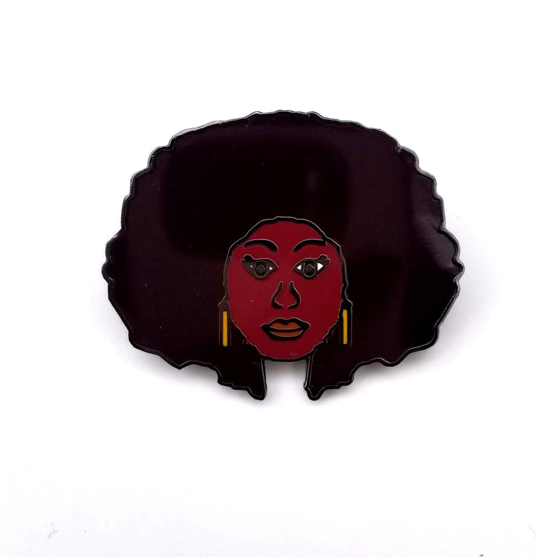 Naturally ME 4 © Lapel Pin