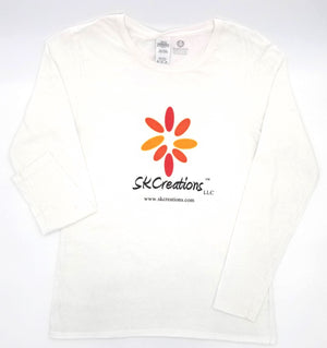 SKCreations, LLC Logo T-Shirt (Long Sleeve)