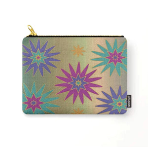 Sparks 3 © Zippered Pouch