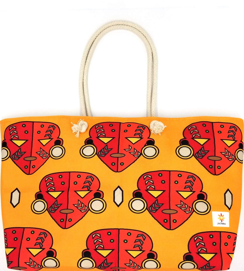 Tribal 1 © Weekender Tote Bag