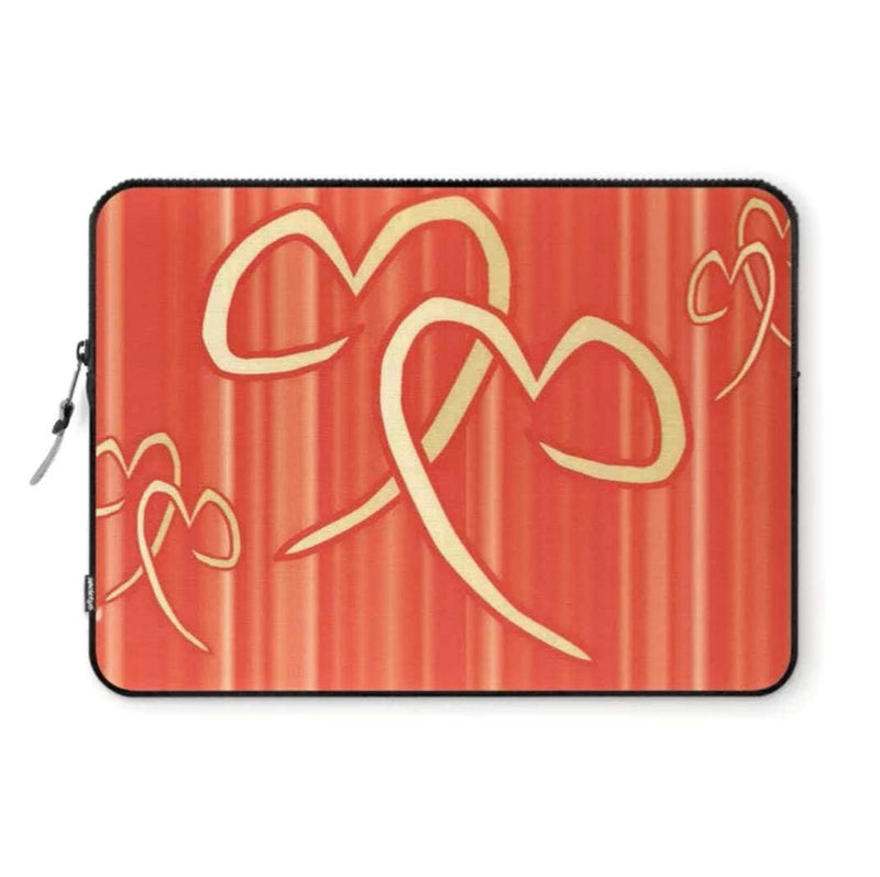 Twin Flames © Laptop Sleeve