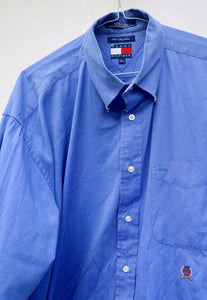 Tommy Hilfiger USA Air Force Blue Shirt