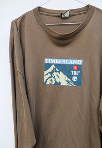 Timberland USA 90s Mountain Print Sweatshirt
