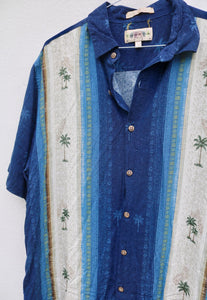 Campia USA 90s Havana Tropical Shirt