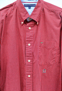 Tommy Hilfiger USA MicroCheck Shirt