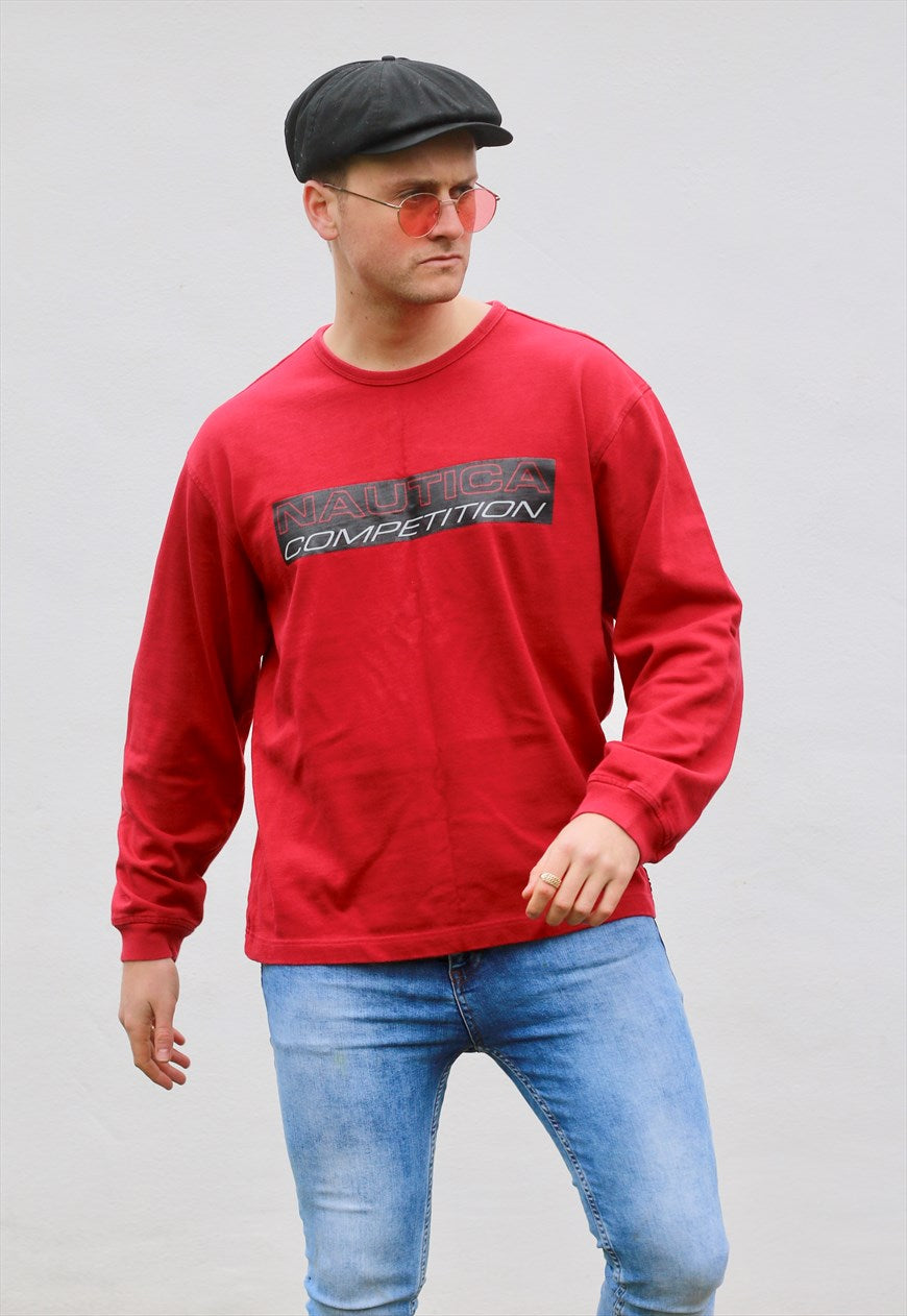 Nautica Competition USA 90s Flagship Sweatshirt