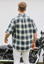 Tommy Hilfiger USA Scotch Plaid Check Shirt
