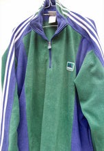 Adidas USA 90s 1/4 Lotus Green Fleece Sweatshirt