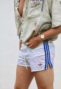 Adidas Originals Stunning Vintage 90s Sprinter Shorts