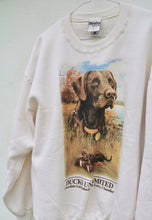 Marathon Apparel Chocolate Labs Vintage Sweatshirt