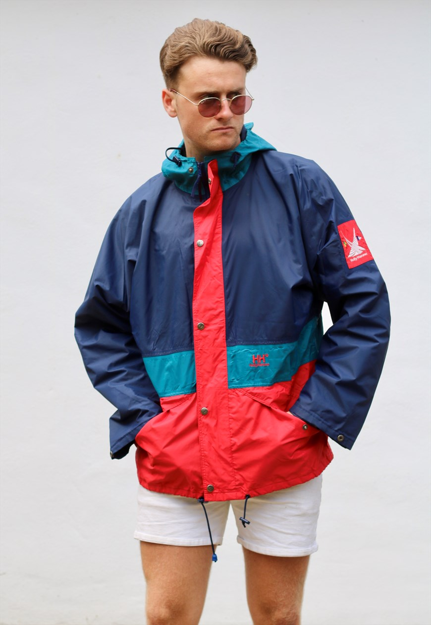 Helly Hansen USA Technical Sailing Jacket