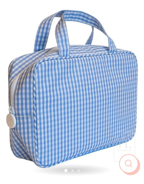 Carry On Gingham