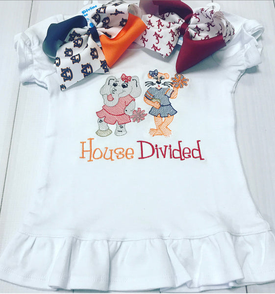House Divided Custom Shirt