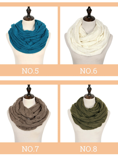 snood couleur 1
