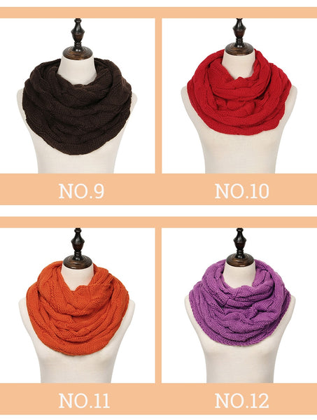 snood couleur 3