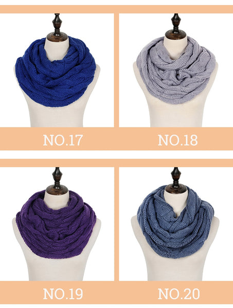 snood couleur 5