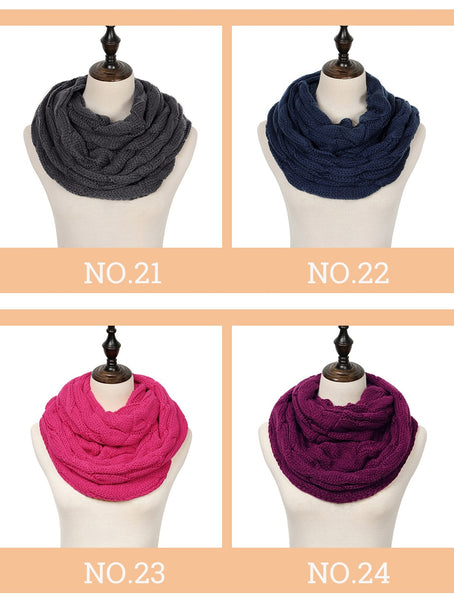 snood couleur 4