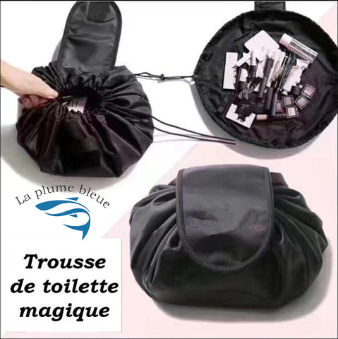 Trousse à maquillage coulissante