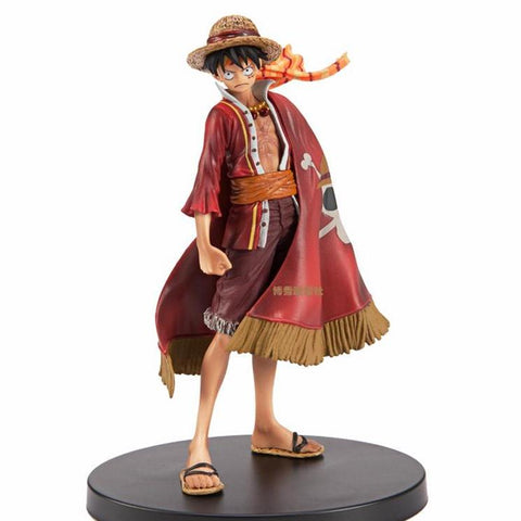 Figurine One Piece Luffy Debout
