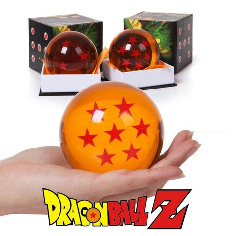 Boule de Cristal Dragon Ball de 7,5cm