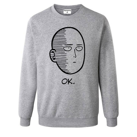 "Sweat ""Saitama OK"" One Punch Man"
