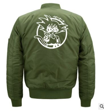 Veste Bomber Goku Peace - Dragon Ball