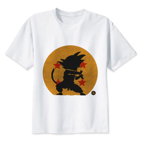 T-Shirt Dragon Ball Boule Numero 4