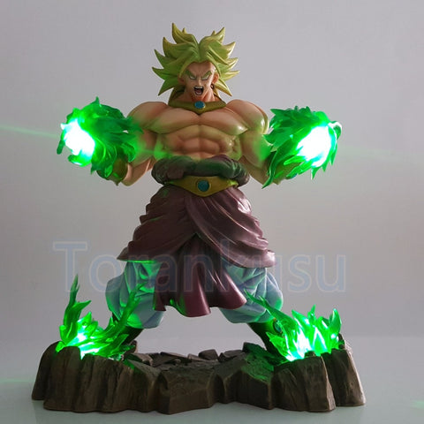 Figurine Broly LED Dragon Ball Z