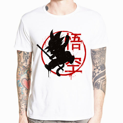 T-Shirt Dragon Ball Petit Goku