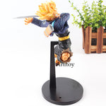 Figurine Dragon Ball Trunks attaque épée