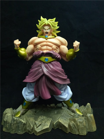 Figurine Broly Dragon Ball Z