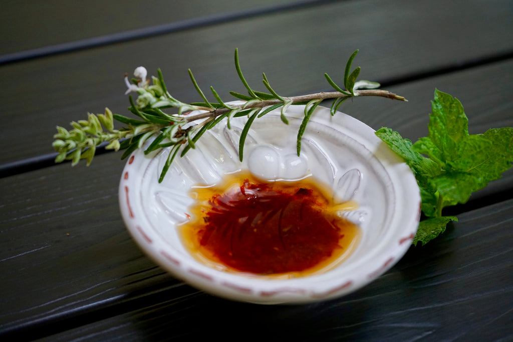 Sun-Dried Tomato & Rosemary Infused Olive Oil