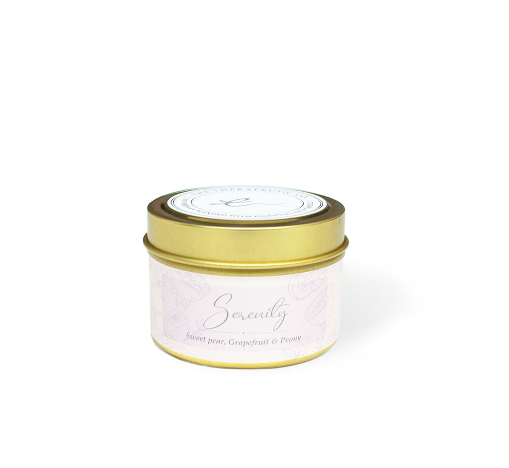 Floral scented beeswax candle. A fragrant floral creation infused with sweet pear and crisp grapefruit enriched with peony, geranium and rose. The sophistication of vanilla, musk and tonka bean complete this scent.