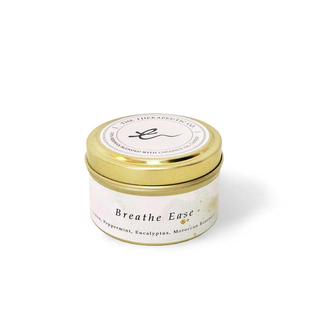 Aromatherapy beeswax candles helps to purify the air and at the same time provide therapeutic properties. Breathe Ease aromatherapeutic candles are suitable for people with nose allergies.