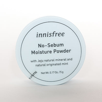 No-Sebum Moisture Powder 5g