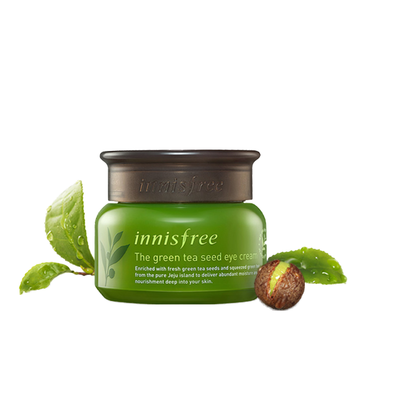 The green tea seed eye cream ban cosmetics